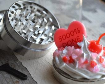 SALE 5000% Done Cupcake Grinder