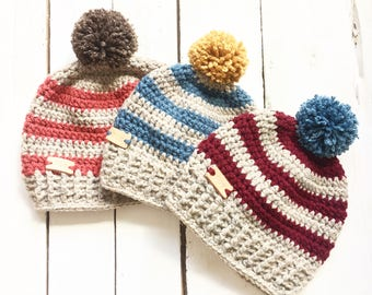 Striped Hats