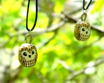 OWL OWL pendant necklace