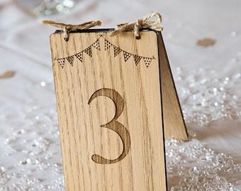 Table numbers, wedding table number, table number card, table number cards, wedding tables, rustic wedding, rustic table number 04TN