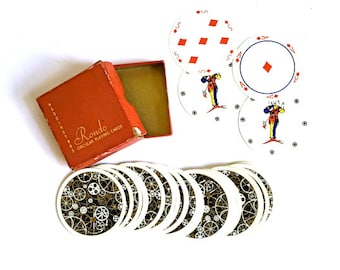 Rondo Round Playing Cards