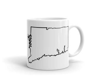 Connecticut Roots - Coffee Mug