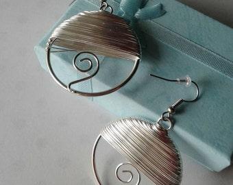 Sale Wire Wrapped Earrings