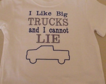 Big Trucks Shirt
