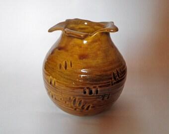 Seed Pod Vase
