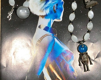 Space Traveller Necklace