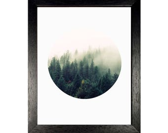 Rustic Home Decor, Forest Wall Art, Woodland, Rustic Wall Decor, Nature Photography, Forest Print, Minimalist, Printable, Instant Download