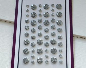 Your Next Stamp-Silver Tinsel Gumdrops