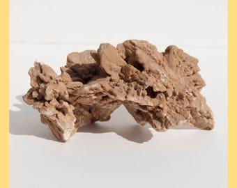 SAHARAN ROSE CRYSTAL - Desert formation Crystallised Sand, From the Sahara Desert, Africa