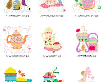 Kitchen-Blocks-KMC-5x7. ( 20 Machine Embroidery Designs from ATW )