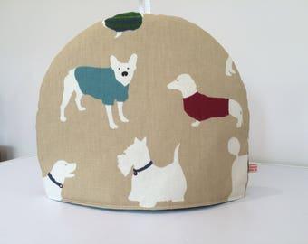 Tea cosy - Prestigious Man's Best Friend - Doggies