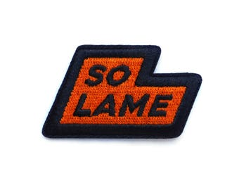 So Lame Patch