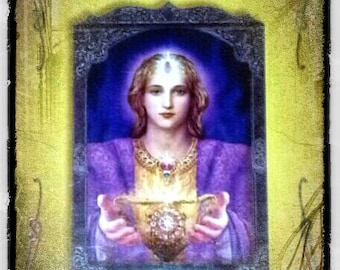Ascended Masters Oracle Card Reading