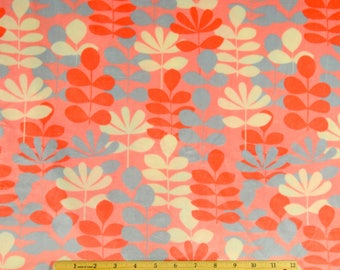Soft N Comfy Fabric Pretty Branches  Fabric 100% Polyester