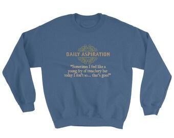 Daily Dose of Weird Sweatshirt