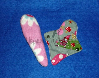 CSP / Sanitary pad Thong Embroidery design file