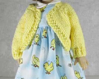 13-14 inch Doll, Little Darling and Betsy McCall Dress, Here a Chick, There a Chick