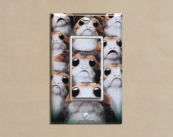 Star Wars Progs #1 - Light Switch Plate Covers Home Decor Outlet