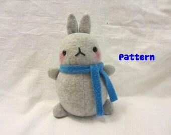 Bunny Plush Pattern