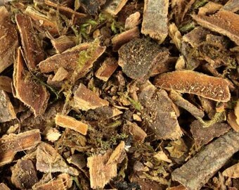 Cascara Sagrada Bark, Wild Harvested