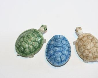 Laura Mears Turtle Cabochon - RARE