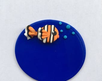 Nurse fish badge