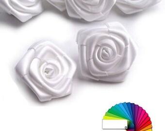 5 Satin Rose Ø30 mm
