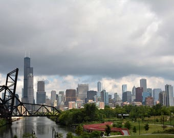 Chicago from 22nd Street