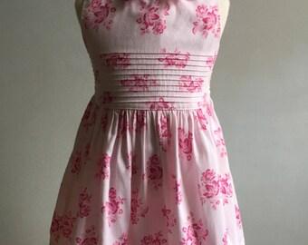 Vintage Girl's Dress, Vintage Laura Ashley Dress