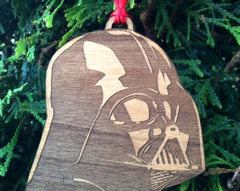 Star Wars Darth Vader Classic Wooden Ornament