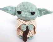 Yoda Crochet Pattern Dutc...
