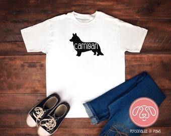 Carnigan Corgi youth T-Shirt