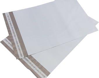 "50 Poly Mailers 19"" x 24"" Self Sealing Shipping Envelope"