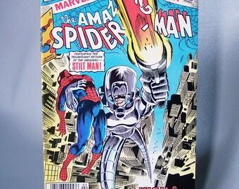 Vintage 1983 Amazing Spider-Man No. 237 Stilt Man issue