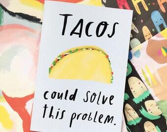 Tacos a5 notebook
