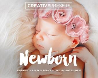 30 Newborn Lightroom Presets for Creative Photographers