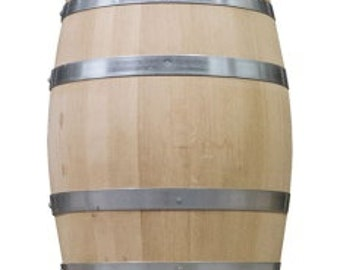 NEW Whiskey Whisky & Bourbon Wine Barrel Barrels for FURNITURE your choice 53 or 30 gallon