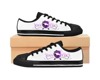 Women's 918Zone Canvas Sneakers