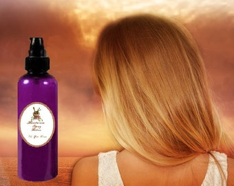 5 oz 100% Natural Texturing SEA SALT Hair SPRAY! Beach Tousseled Effect Volumizing All natural with Organic Ingredients! Scrunch Spray!