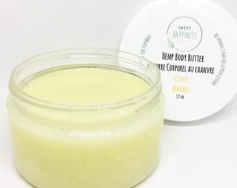 Citrus Hemp Body Butter