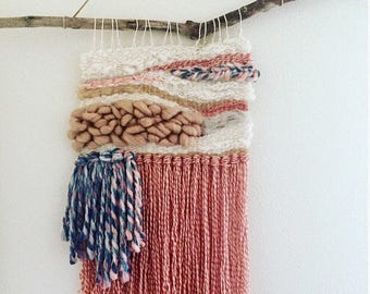 Woven Wall Hanging/Tapestry/Wall Art