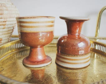 Pottery Mug Boho Decor Kitchen Decor Stoneware Mug Ceramic Mug Eclectic Home Decor Pottery Handmade Hand Thrown Pottery Mug Global Decor