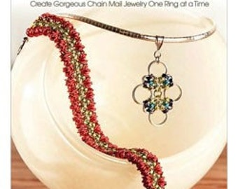 Chained, Instructional Book In Chain Mail Jewelry   SALE