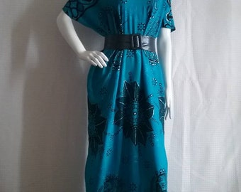 Maxi dress, free size available to order