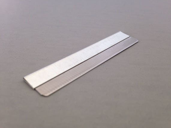 Micro blade each,  Super sharp great for polymer clay canes, nail decorating and to many crafts to name