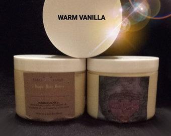 8oz Warm Vanilla
