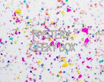 Mystery geek box | lucky dip | geek | nerd