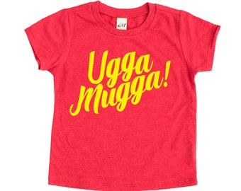 Daniel Tiger birthday tee Ugga Mugga shirt Daniel Tiger party shirt Daniel Tiger shirt kids shirt Daniel Tiger birthday party tee shirt