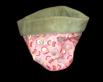 snood, neck, neck warmer, cowl scarf fleece child (one size 5/12 years)
