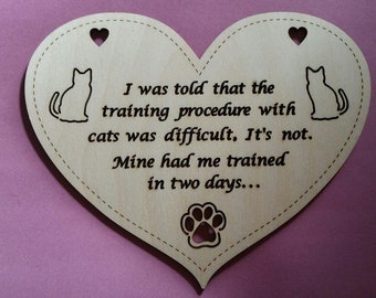 Cat decoration Heart